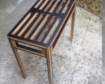 Shadowwood end table