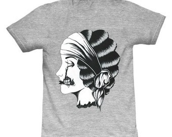 Limited Edition - Zombie Cameo T-Shirt - Grey
