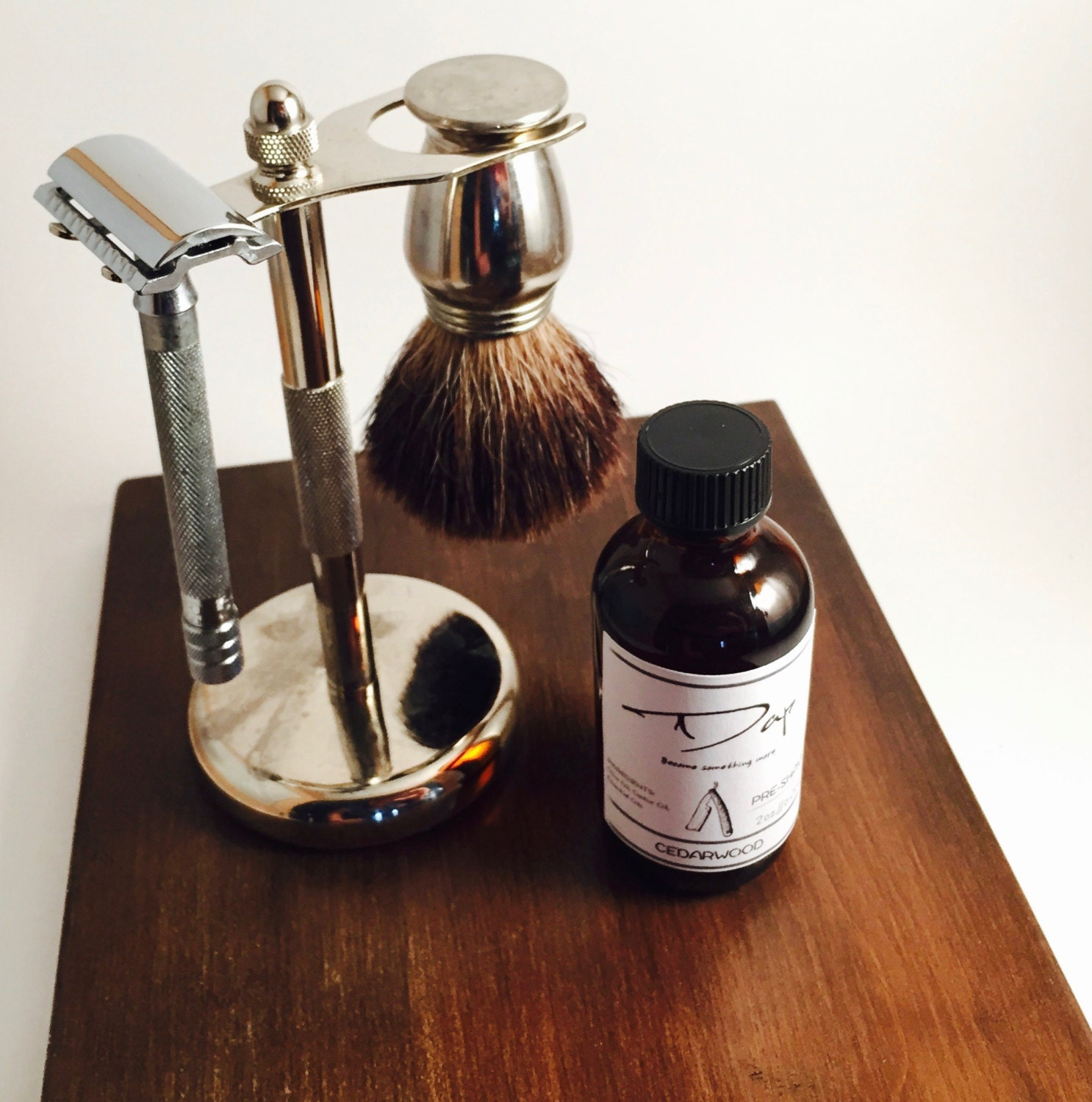 pre shave oil cedarwood by dap shaving fathers day gift. Black Bedroom Furniture Sets. Home Design Ideas
