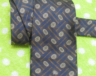 VBT025 : Vintage Burberrys Of London Mens Necktie