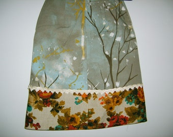 Size 8 Tree and Lace