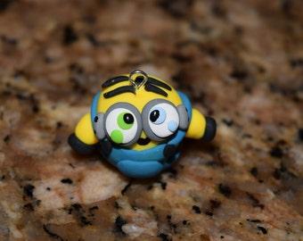 Minion clay creation