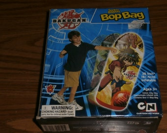 Bakugan Bop Bag 36 In Tall