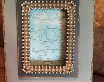Picture frame distressed wedding picture frame distressed picture frame picture frame wedding picture frame picture distressed frame wedding