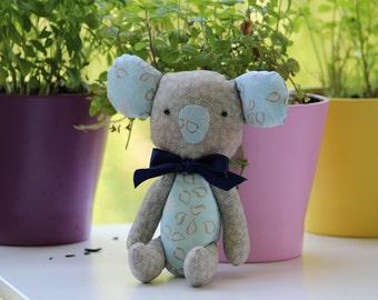 Tiny teddy koala