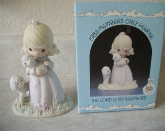 1985 Precious Moments - The Lord is My Shepherd