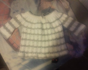 crocheted clothing 1-3 years