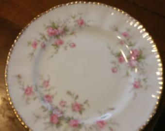 Nice plate pretty victoria rose collection