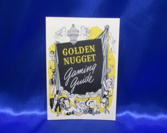 1949 Golden Nugget Casino Gaming Guide