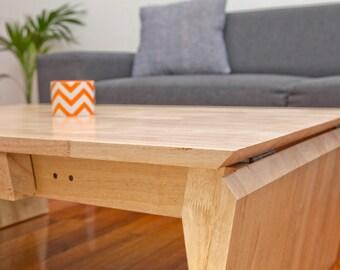 Marc - Adaptive Coffee / Dining Table
