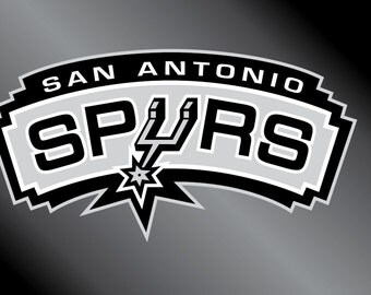 San Antonio Spurs Decal Sticker