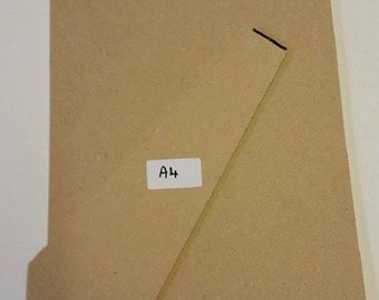 A4 3mm Standback/Strutback for picture/photo frame.