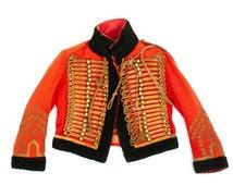 Original 19th Century European Hussar Officer's Pelisse [ON2929]