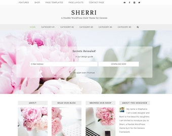 A full width slider Flexible WordPress Child Theme built for Genesis and Self Hosted WordPress websites