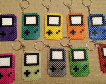 Game boy keychain set - Set of 10