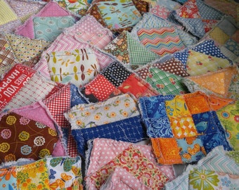 Lucky Rustic Hot Pads