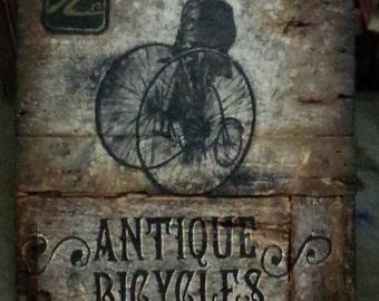 Antique Bicyle