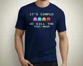 It's simple - Pac-Man T-Shirt