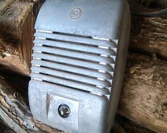 Vintage 1950's Drive in Movie Speaker , Single only