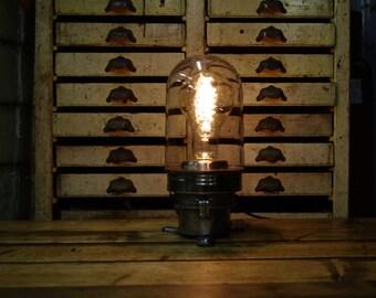 Lamp globe deco