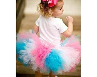 Colourful Tutu and Headband