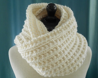 SCARF TUBE WOOL