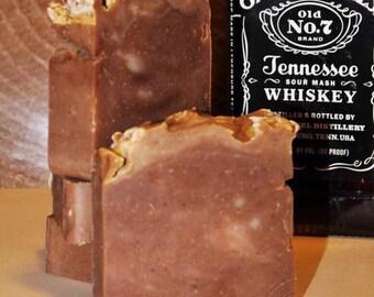 Jack Daniels, Handmade soap, Whiskey Soap