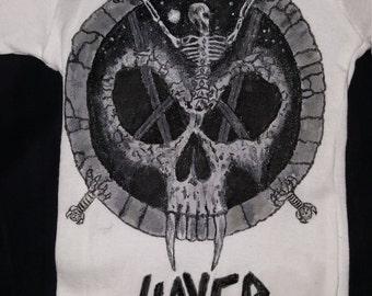 Slayer Divine Intervention Onesie