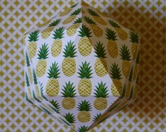 FRUIT#01 - Christmas ball - Pineapple pattern