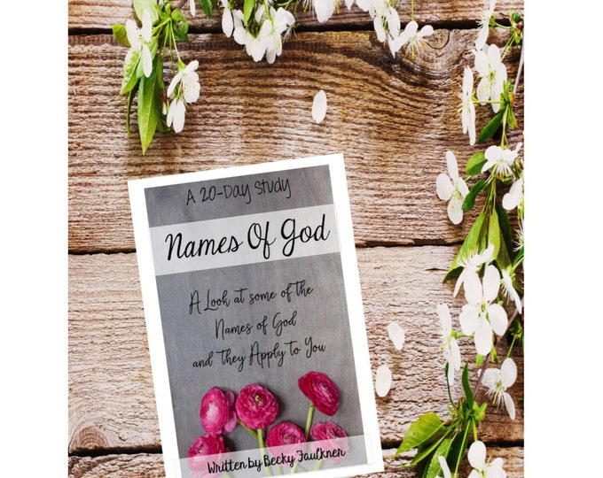 Names Of God - Bible Tabs