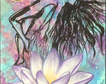 Jewel of the Lotus Flower