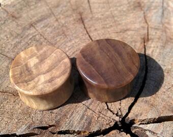 19mm (3⁄4 Inch) Petrified Wood Plugs