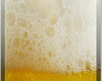 Frothy Beer LAMINATED Cornhole Wrap Bag Toss Decal Baggo Skin Sticker Wraps