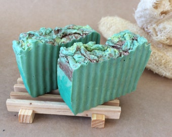 Uplifting Lemon Myrtle Luxury Soap