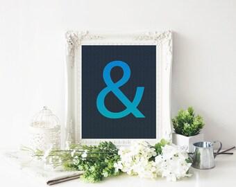 Printable And Symbol