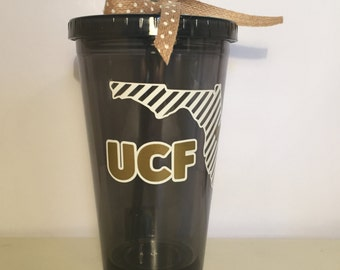 UCF State of Florida Tumbler Cup