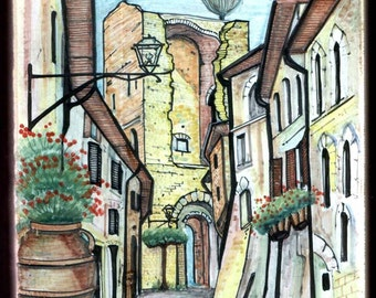 M2/20-ceramic tile Assisi
