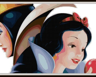 Snow White and The Evil Queen - PDF Download - Snow White