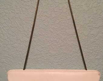 Vintage White Clutch by Ande