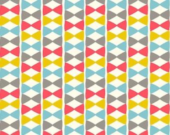 SALE 10% off Bowtie Girl - Frolic - Birch Fabrics - Organic Cotton - Poplin by the Yard