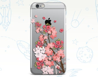 iPhone 6 Case Clear iPhone 6s Case Clear 6 Plus Case Clear iPhone 6 Case Cool iPhone 6 Case Floral iPhone 6s Case Flower 6 Plus Case Design