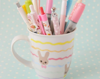 Cup Usagi Minorin Makes (Mug)