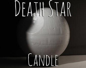 Star Wars - Gaint Death Star Candle
