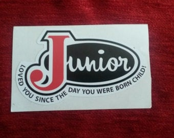 8 for 10 Junior Sticker
