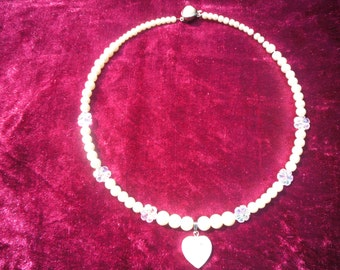Blushing Bride Choker