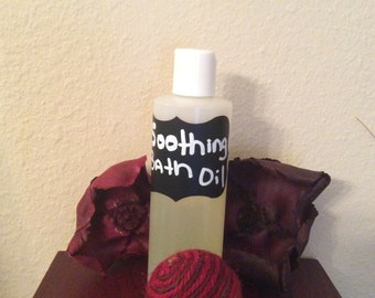 Soothing Bath Oil