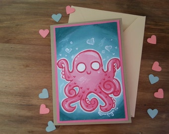 Octopus In Love