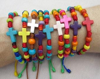 One Decade Rosary Bracelet
