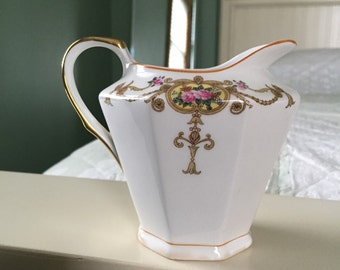 French Bel-clair antique creamer