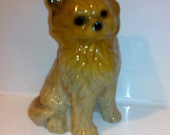 Cute Puppy Figurine